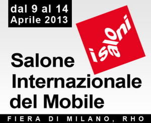 В Милане прошла ежегодная выставка Salone del Mobile 2013
